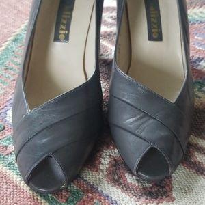 Vintage Peep Toe Heel